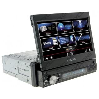 Автомагнитола CYCLON MP-7055 выездной экран