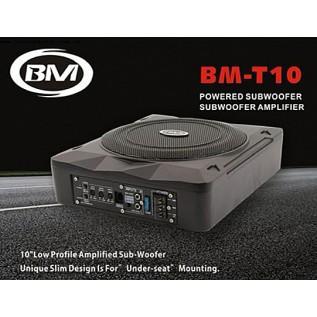 Активный сабвуфер плоский BM Audio BM-T10